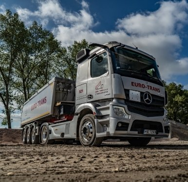 Nowe modele Mercedesa w Euro-Trans