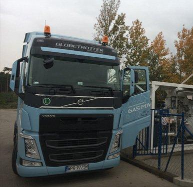 LNG w Euro-Trans