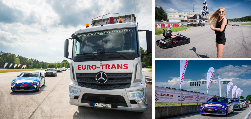 Euro-Trans Race Day